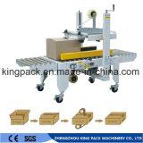 De hete Verzegelende Machine Van uitstekende kwaliteit van de Doos van het Karton van de Verkoop Halfautomatische