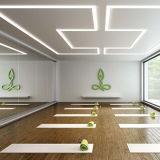 Einfacher Entwurf Suspendent/Decke/vertiefte LED-lineare Instrumententafel-Leuchte