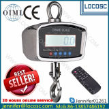 Digital electrónica de pequeña escala de la grúa colgando de OCS (100kg ~ 2.000 kg)