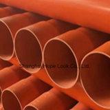 Tubo di plastica caldo di pressione del PVC di vendite Sch40 per l'acqua del rifornimento