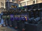 Invólucro resistente tubo de aço Tubos de alumínio máquina de corte de reciclagem da barra de cobre
