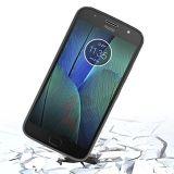 Moto G5S+ l'affaire, Moto G5s plus cas clair PC de retour TPU bouclier de l'air du couvercle du carter de protection pour Motorola Moto G5S+ / moto G5S Plus