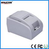 싼 가격 58mm USB/Bluetooth 조밀한 열 영수증 인쇄 기계, 선택 3개의 색깔 위원회, USB 또는 Bluetoth 연결성은 유효하다, Mj H58
