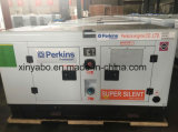 звукоизоляционный тепловозный генератор 20kVA приведенный в действие Perkins