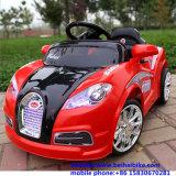 Езда электрического автомобиля малышей фабрики оптовая на автомобиле