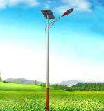 Openlucht leiden van de Straatlantaarn van de Verlichting Zonne voor de Weg van de Weg van het Park
