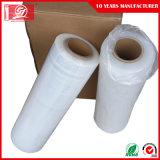 Calidad estable embalaje estirar la lámina transparente de PVC película LLDPE PE