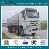 Caminhão do transporte do combustível do veículo com rodas do caminhão de tanque 12 do petróleo de Sinotruk HOWO