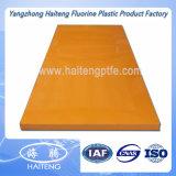 ヘルスケアの企業のためのオレンジカラーHDPEシートのプラスチックシート
