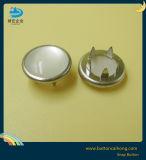 4 Teil-Metalperlen-Zinke-Verschluss-Tasten für Abnützung des Kindes