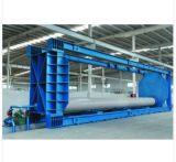 合成のガラス繊維の連続的な巻上げの管の生産ライン
