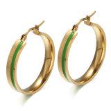 En acier inoxydable de cadeaux d'or Nouvelles femmes Mode bijoux Earring