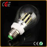 Les lampes LED A60 4W E27 rétro de verre Chambre LED utilisée Ampoule à filament des ampoules à LED du meilleur prix lumières LED