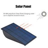 Im Freien IP65 1000 straßenlaterne-Bewegungs-Fühler-Solarlampe des Lumen-81 LED integrierte Solar