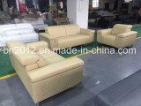 セットされる新しいデザインおよび熱い販売の革ソファー(SBL-9811)