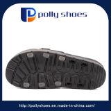 2018 moda hombres confortable zapatilla Zapatilla negra
