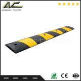 Reflektierende Gummigeschwindigkeits-Buckel mit 6 PCS-Katzenaugen