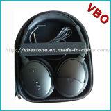 Venda a quente de fábrica girar mais de ouvido estéreo HiFi auscultadores sem fios com cancelamento de ruído ativo