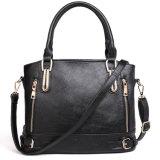 Sacola grande dama da melhor qualidade de bolsas de couro PU Sling Bag