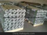 Acoplamiento de alambre hexagonal galvanizado electro del hierro