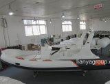 Liya 20FT Fiberglas-Rumpf-Boots-steife aufblasbare Boots-China-Rippe