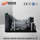 セリウムが付いている高品質1250kVA 1000kw三菱力のディーゼル発電機