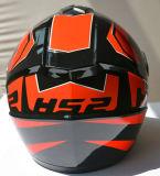 더 싼 가격 굵은 활자 기관자전차 헬멧