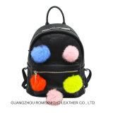 Mini sac à dos avec POM POM Moins cher mode Sacs En Cuir populaire Grace femmes sac à dos