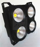 단계 점화를 위한 LED 옥수수 속 4X100W 4 눈 곁눈 가리개 빛