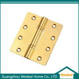 Подгоняйте двери прокатанные PVC нутряные внешние деревянные