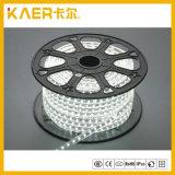 220V SMD 5050 60 grânulos cada barra clara do diodo emissor de luz de 50m