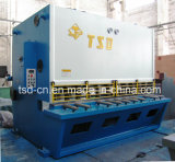 Scherende Machine die wordt gebruikt om 25mm Vloeistaal (QC12Y-25*4000) te scheren