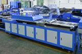 El solo satén del color tejido etiqueta la impresora de la pantalla 600m m