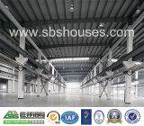 Vertiente utilitaria prefabricada de la oficina de la estructura de acero