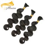 Volume indiano do cabelo de Remi do Virgin bonito peruano maioria do cabelo