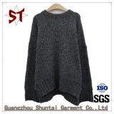 Ослабление трикотажные свитер в зимнее время