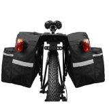 Оксфордский 600d велосипед дважды соединительной линии заднего сиденья на велосипеде Panniers органайзера мешок