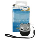 Cartoon Alto-falante Bluetooth música estéreo sem fio Mini alto-falante externo