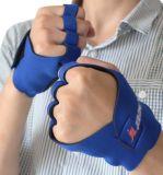 体操のためのやしパッドの保護装置の適性の手袋
