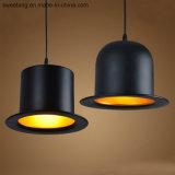 Lámpara pendiente colgante simple moderna para de interior