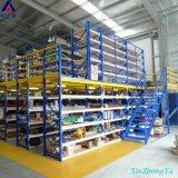 Warehouse Multi-Layers entresuelo de estanterias de acero con alta capacidad