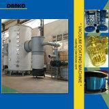 Grande macchina utilizzata della metallizzazione sotto vuoto dell'acciaio inossidabile