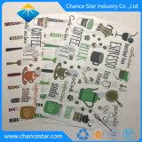 Kundenspezifisches UVdrucken-Plastikkind-Speisetisch-Matte