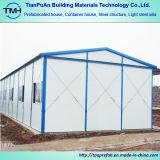 Prédios de construção prefabricados para o trabalho