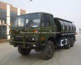 도로 물 탱크 트럭 떨어져 Dongfeng 6X6 물뿌리개 12000 리터