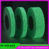 Resplandor auto-adhesivo de calidad superior de la cinta Sh901 de Somi en la cinta oscura con Ninguno-Residuo