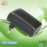 China Poe Alimentación Adaptador de Corriente AC DC 24W 48V 0.5A