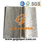 L'impression de marque OEM du papier translucide pour l'alimentation de l'enrubanneuse