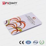 Heiße Papierkarte der Recherche-RFID für Karten-Zahlung