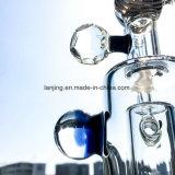 Inventario dei tubi di acqua di vetro di Borosilicate di Bw1-124 S.U.A. per il fumo di tabacco